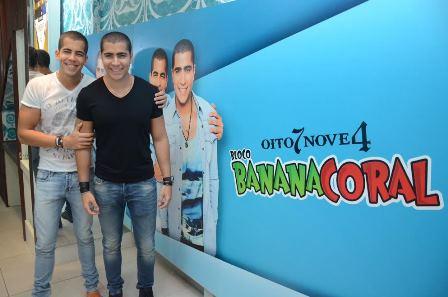 Rafa e Pipo Marques   Foto Heber Barros