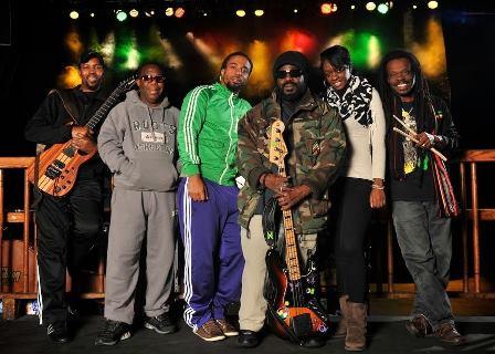 The Wailers | Foto Divulgação