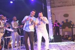 Timbalada e Daniel Vieira | Foto Edgar Souza