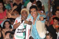 Timbalada e Ivo Meireles | Foto Edgar Souza