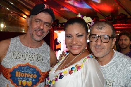 Almir Junior, Marta Góes e Marcelo Gomes | Foto Divulgação