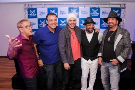 Deny, Lelo Lobão, Rafa Chaves, Walter Cruz e Wado Marques | Foto Yuji Sogawa