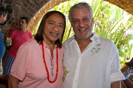 Licia Fabio e Edinho Engel | Foto Divulgação