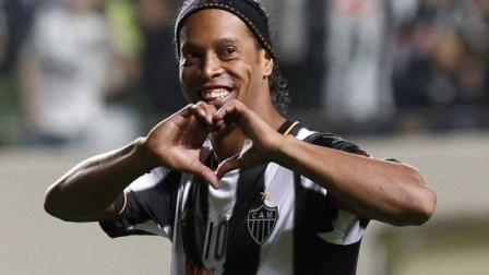 Ronaldinho Gaúcho | Foto reprodução - Bruno Magalhães/AP