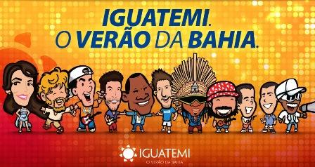 Campanha de Verão | Foto Reprodução Site Iguatemi
