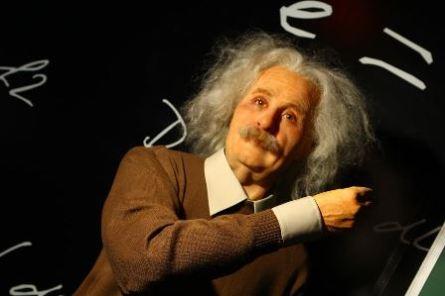 Albert Einstein | Foto Divulgação
