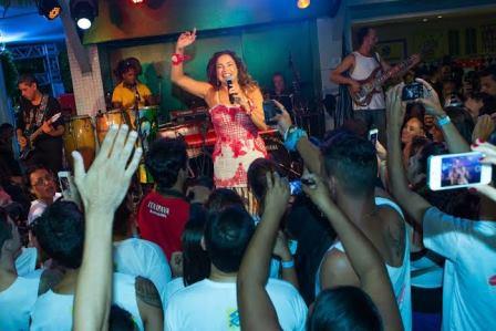 Daniela Mercury | Foto Celio Santos