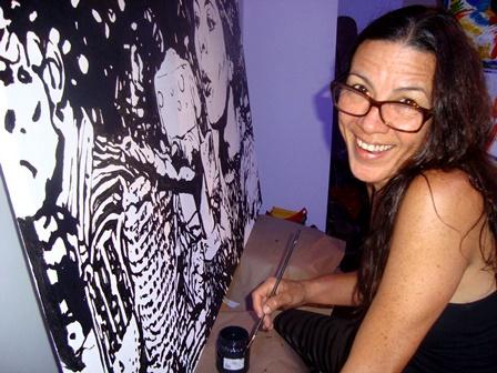 Daniela Steele | Foto Carol Cotias