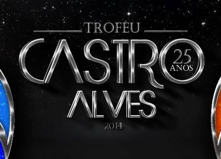 Troféu Castro Alves | Foto Reprodução