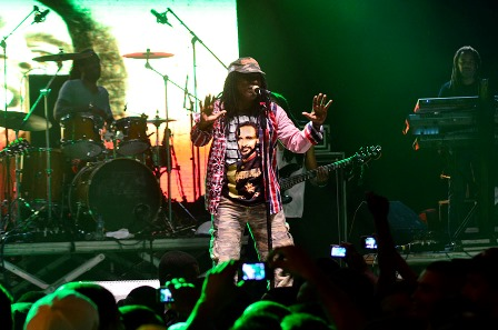 Alpha Blondy | Foto Saulo Brandão