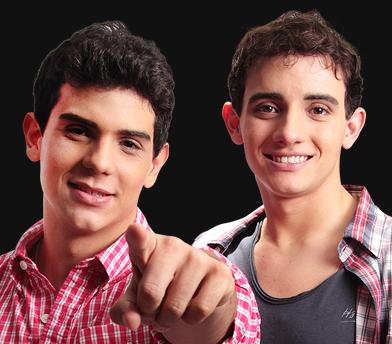 Matheus Vinicius e Tiago | Foto Divulgação
