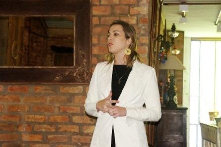 Tatiana Menezes | Foto Carol Cotias
