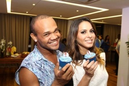 Uran Rodrigues e Alinne Rosa | Foto GB Souza e Junior Lucena/Divulgação