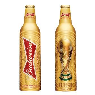 Budweiser | Foto Divulgação