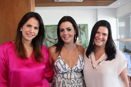 Cris Vitta, Lívia Lopes e Cynthia Dias | Foto Uran Rodrigues