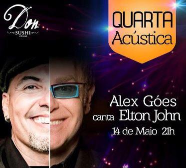 Alex Góes | Foto Divulgação