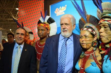Governador Jaques Wagner | Foto Tatiana Azecivhe