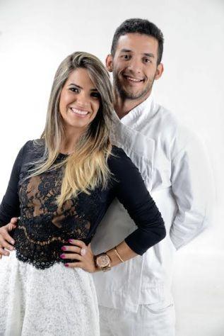 Saulo e Carla Castro | Foto Divulgação