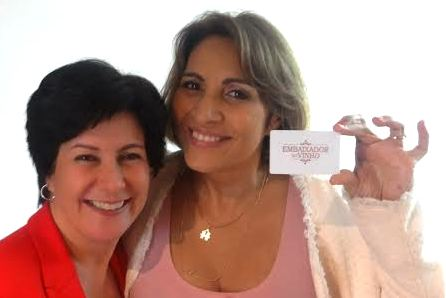 Paula Gaya e Dina Rachid | Foto Divulgação