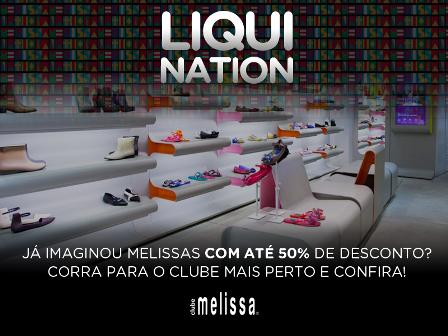 Clube Melissa | Foto Divulgação
