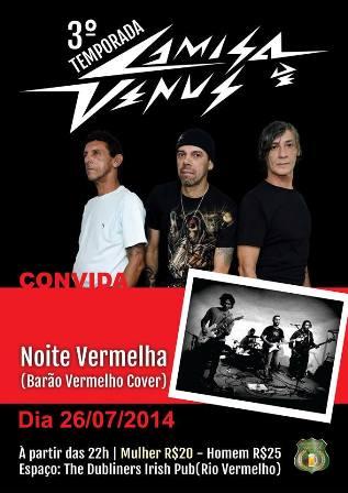 Camisa de Vênus | Foto Divulgação