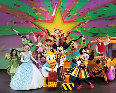 Disney Live! Show de Talentos | Foto Feld Entertainment
