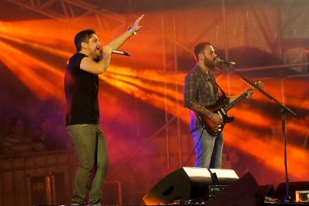 Jorge e Mateus | Foto Carol Cotias