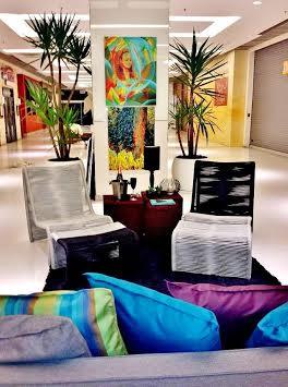 Lounge Tidelli | Foto Ernesto Simões