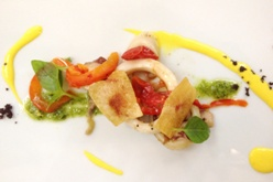 Salada Mediterrânea | Foto Carol Cotias