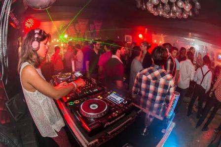 DJ Van Muller | Foto GB Souza