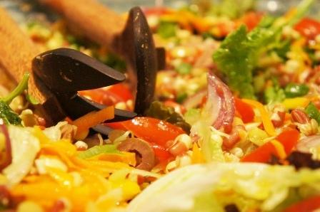 Salada Mineralizante | Foto Carol Cotias