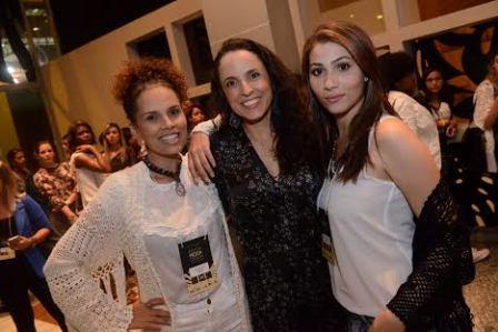 Vivianne Pinto e Emily Dias | Foto Reprodução