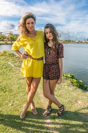 Dany e Giulia Brigni | Foto GB Souza