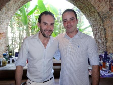 Marcos Proença e Paulo Roseiro | Foto Carol Cotias