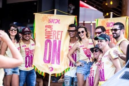 BlocON Skol | Foto Divulgação