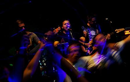 Alta Voltagem | Foto Carol Cotias