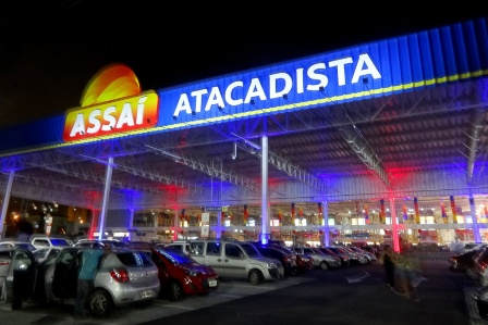 Assaí Atacadista | Foto Carol Cotias