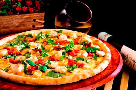 Torre de Pizza | Foto Divulgação