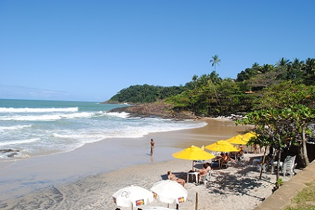 Praia da Tiririca Crédito Gabriel Carvalho