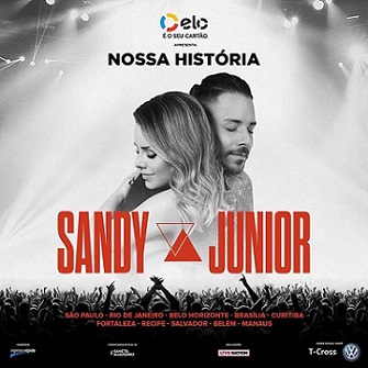 turnê sandy & júnior